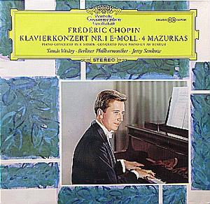 Fr?d?ric Chopin, Tam?s V?s?ry, Berliner Phil. - Klavierkonzert Nr. 1, e-moll, Op. 11. 4 Mazurkas