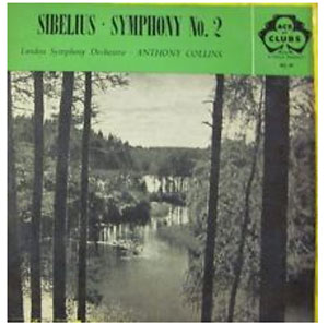 Sibelius - Anthony Collins - Symphony No. 2 In D Major