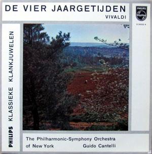 Antonio Vivaldi - Guido Cantelli - The Four Seasons
