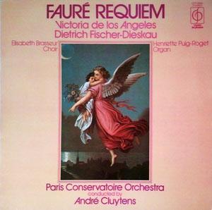Gabriel Faur? -Paris Conservatoire Orch. - Requiem, Op 48