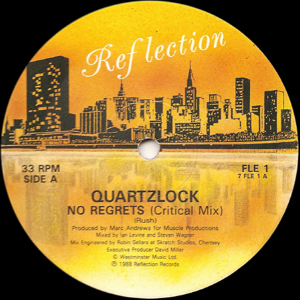 Quartzlock - No Regrets