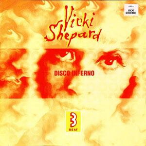 Vicki Shepard - Disco Inferno