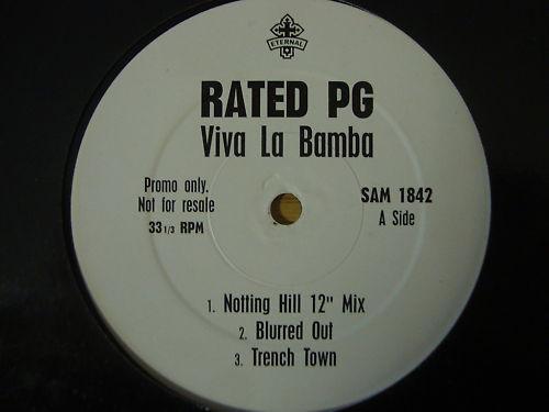 Rated PG - Viva La Bamba