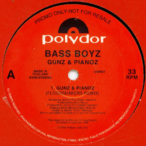 Bass Boyz - Gunz & Pianoz