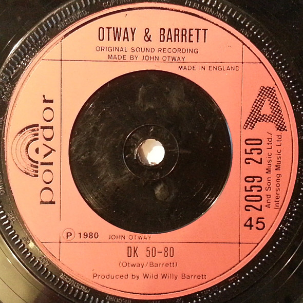 Otway & Barrett - DK 50/80