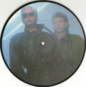 Sharpe & Numan - New Thing From London Town