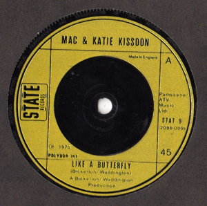 Mac & Katie Kissoon - Like A Butterfly