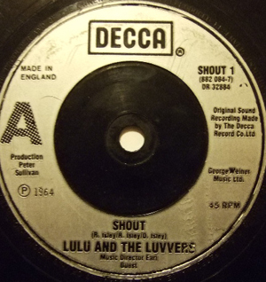 Lulu And The Luvvers - Shout