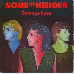 Sons Of Heroes - Strange Eyes