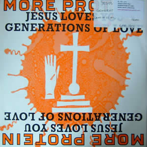 JESUS LOVES YOU - GENERATIONS OF LOVE