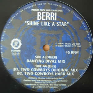BERRI - SHINE LIKE A STAR