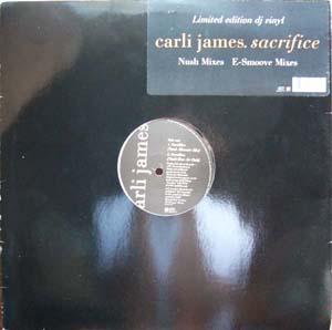 CARLI JAMES - SACRIFICE