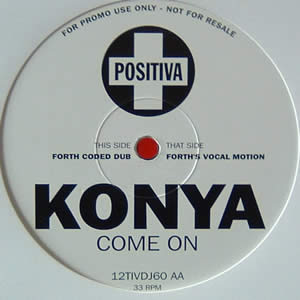 KONYA - COME ON (PROMO)