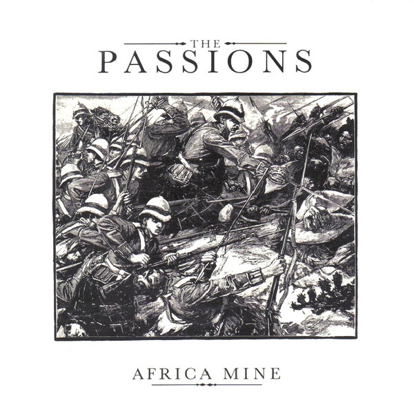 Passions, The - Africa Mine