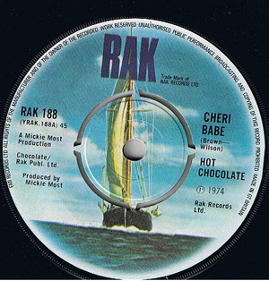 Hot Chocolate - Cheri Babe
