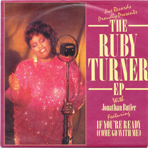 Ruby Turner With Jonathan Butler - The Ruby Turner EP