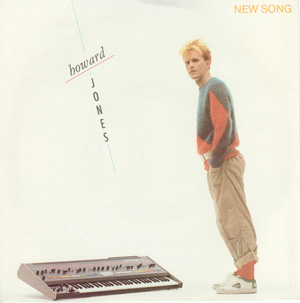 Howard Jones - New Song