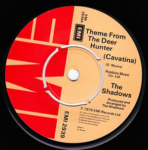 Shadows, The - Theme From The Deer Hunter