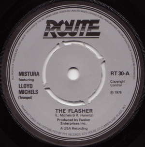 Mistura Featuring Lloyd Michels - The Flasher