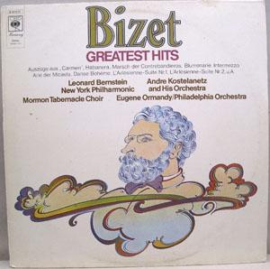 Bizet - Greatest Hits