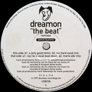 Dreamon - The Beat (Remixes)
