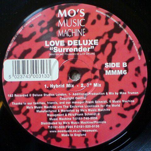 Love Deluxe - Surrender (White Label)