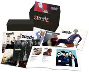 Suede - 7-Inch Singles Box Set