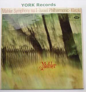 Mahler - Israel Phil. Orch. - Kletzki - Symphony No. 1