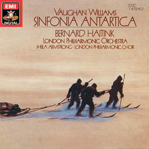 Vaughan Williams -Bernard Haitink - London Phil. - Sinfonia Antartica No.7
