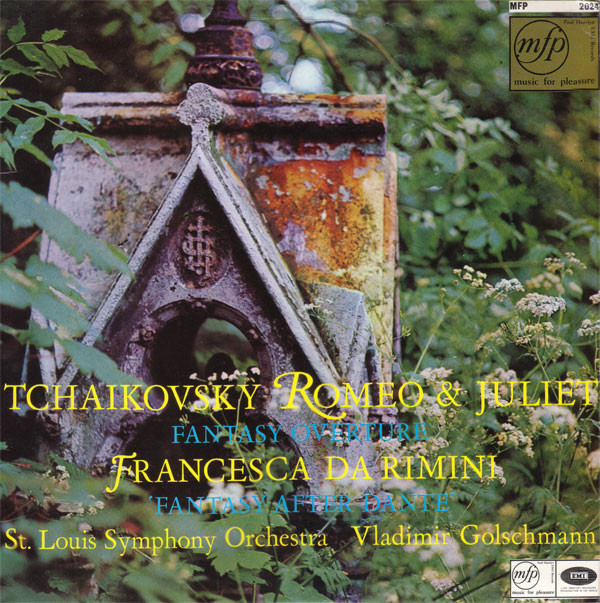 Tchaikovsky, St. Louis Symphony Orchestra - Romeo And Juliet (Fantasy Overture)