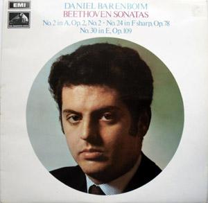 Beethoven - Daniel Barenboim - Sonatas No 2 / 24 / 30