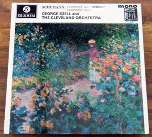 Schumann - George Szell - Cleveland Orchestra - Symphony No.1