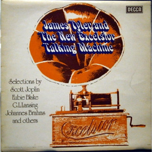 James Tyler - Keith Puddy - James Tyler And The New Excelsior Talking Machine