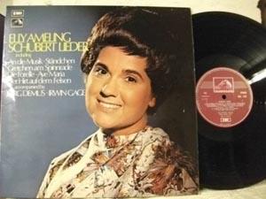 Elly Ameling - Schubert Lieder - Jorg Demus - An ie Musik  - Standchen Gretchen am Spinnrade