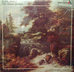 Franz Schubert - Clifford Curzon - The Trout Quintet
