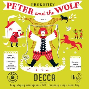Prokofiev / Nicolai Malko - Peter And The Wolf, Opus 67