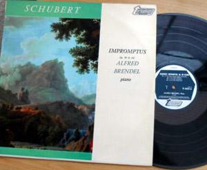 Schubert - Alfred brendel - Impromptus Op. 90 & Op. 142