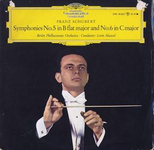 Schubert, Lorin Maazel, Berliner Philharmoniker - Symphonies No. 5 And 6
