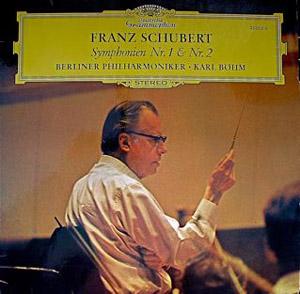 Franz Schubert / Karl B?hm, Berliner Phil. Orch. - Symphonien Nr. 1 & Nr. 2
