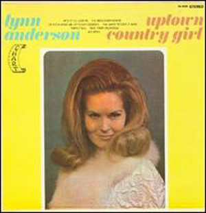 LYNN ANDERSON - UPTOWN COUNTRY GIRL