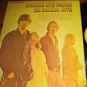 Mamas And Papas - 20 Golden Hits