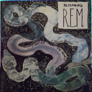R E M Reckoning Records Vinyl And Cds Hard To Find And