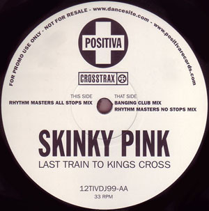 Skinky Pink - Last Train To Kings Cross