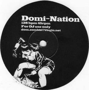 Domi-Nation - Zombie Domination