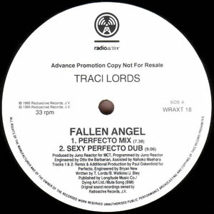 TRACI LORDS - FALLEN ANGEL