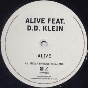 ALIVE - Alive - Maxi x 1