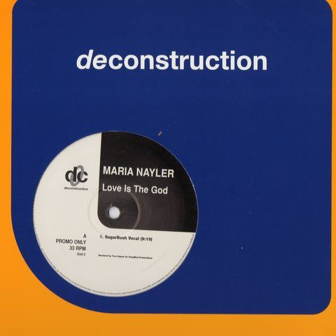 MARIA NAYLER - LOVE IS THE GOD