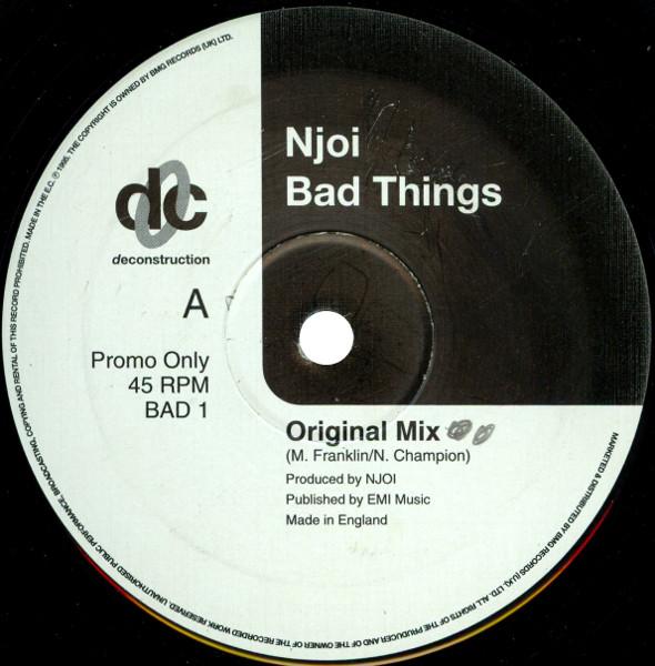 N-JOI - BAD THINGS (PROMO)