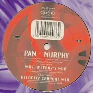 PAN - MURPHY EP