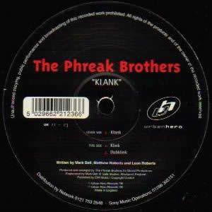 THE PHREAK BROTHERS - KLANK